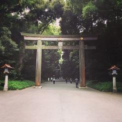 Meiji Gate, Yoyogi Park