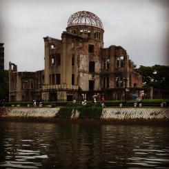 Atomic Bomb Dome, Hiroshima Peace Memorial Park