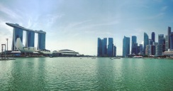 View of Marina Bay
