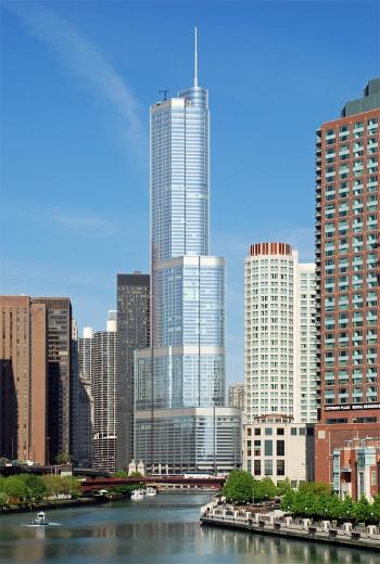 Trump Hotel, Chicago